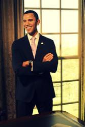 Obama by Negto