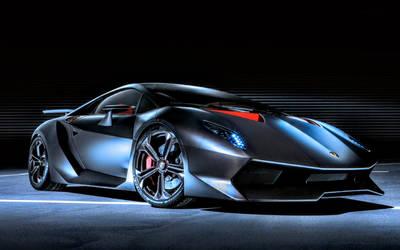 Sesto Elemento On Lamborghinifan Club Deviantart