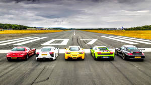 Top gear test track super cars (pick your car)