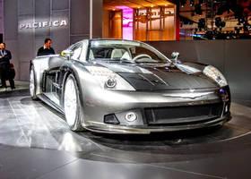 Chrysler Me Four-Twelve front