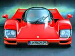 Dauer 962 LM Road Car