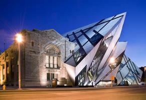 Toronto Royal Ontario Museum (ROM)