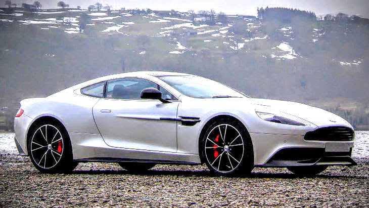 White Aston Martin Vanquish MSRP Review By ROGUERATTLESNAKE On - Aston martin vanquish gt price