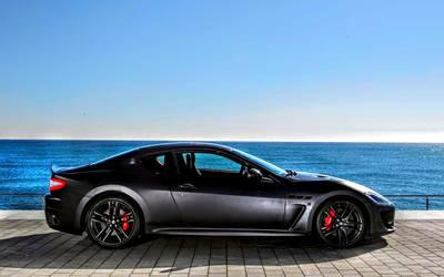 2012 Maserati GranTurismo Convertible Sport by ROGUE-RATTLESNAKE