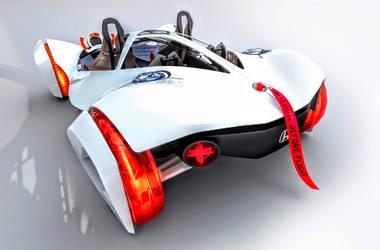 Honda Air Concept Design by ROGUE-RATTLESNAKE