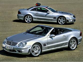 2003 Mercedes-Benz SL55 AMG by ROGUE-RATTLESNAKE