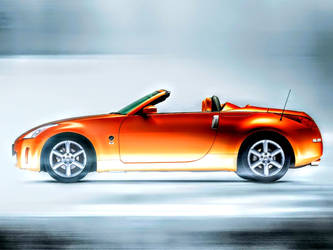 Nissan 350Z Roadster Convertible Review Redefined by ROGUE-RATTLESNAKE