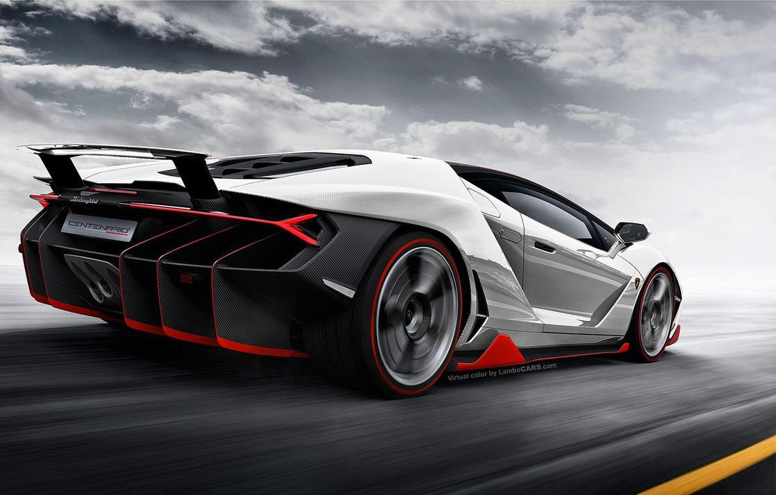 Forza Horizon 3 LAMBORGHINI CENTENARIO By ROGUE RATTLESNAKE