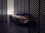 2016 Renault Coupe Corbusier Concept Car - Back