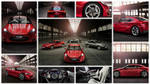 Toyota FT 86 Collage Wallpaper by ROGUE-RATTLESNAKE