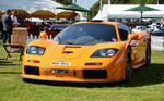 McLaren F1 LM - Front by ROGUE-RATTLESNAKE