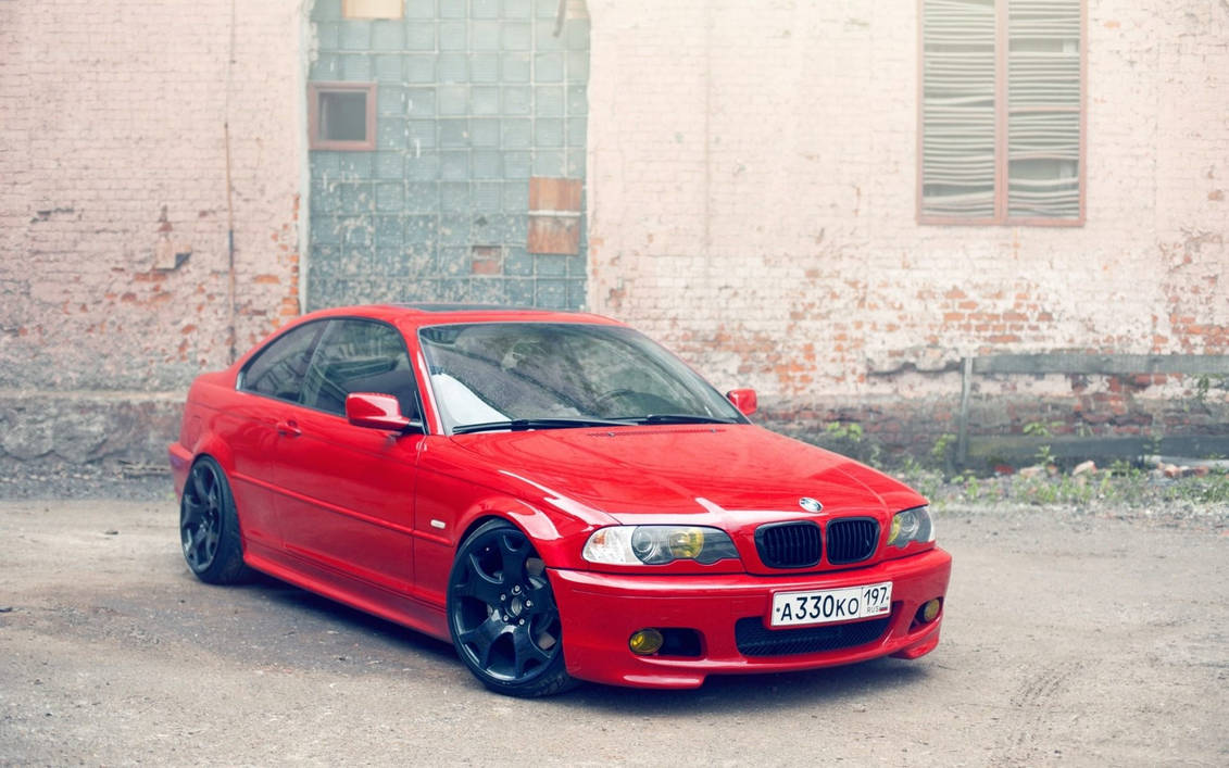 Bmw E46 Old Classic Car Wallpaper By Rogue Rattlesnake On