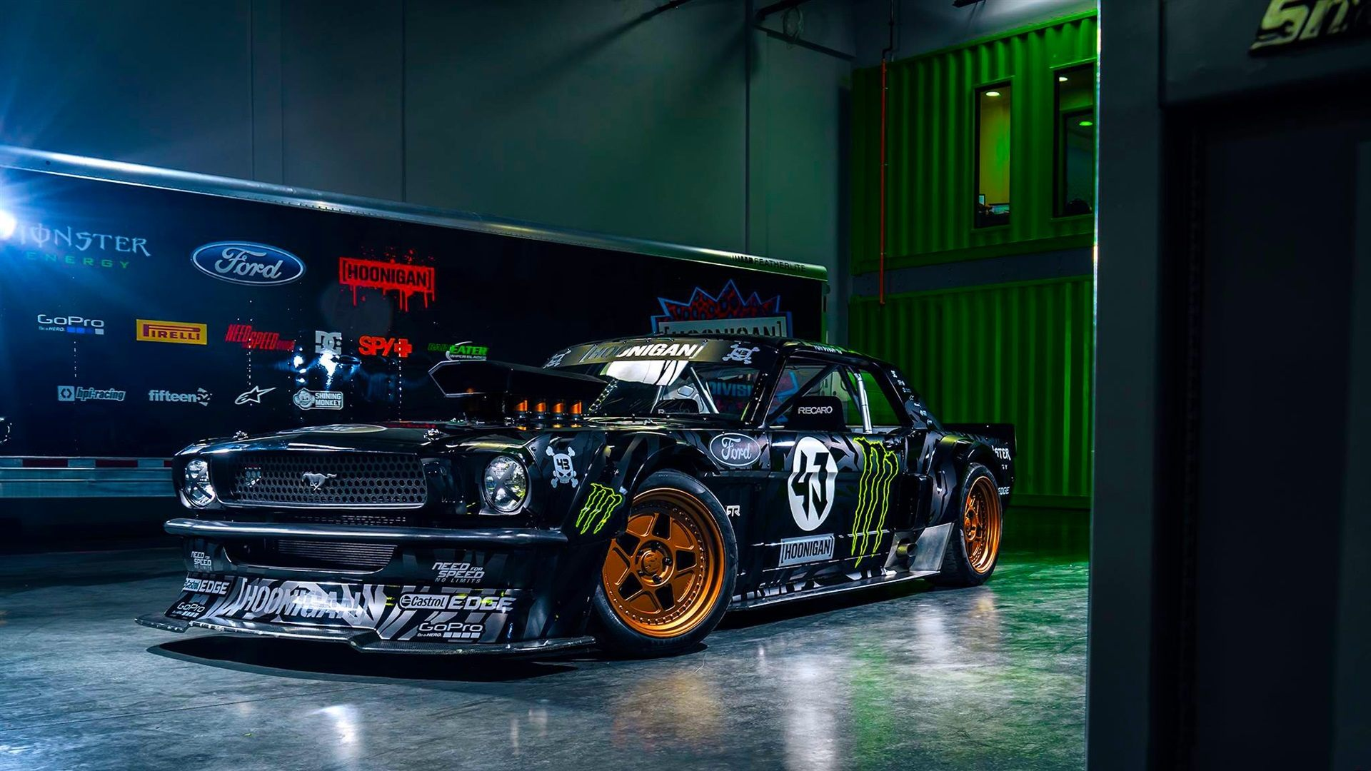 1967 Ford Mustang Rtr Classic Car By Rogue Rattlesnake On Deviantart