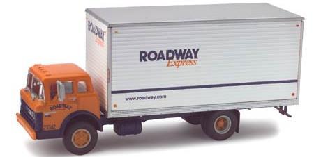 Roadway Express Ford C Box Van by ROGUE-RATTLESNAKE