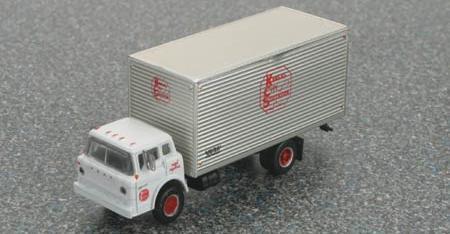 Kansas City Southern (KCS) Ford C Box Van by ROGUE-RATTLESNAKE