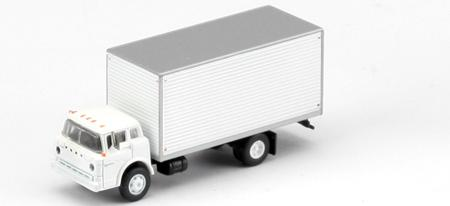 White Ford C Box Van by ROGUE-RATTLESNAKE