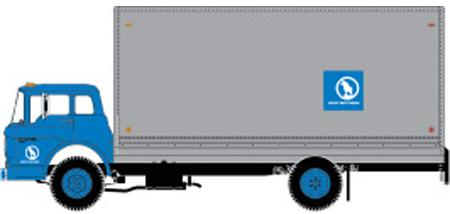 Great Northern Railway (GN) Ford C Box Van by ROGUE-RATTLESNAKE