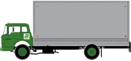 Burlington Northern (BN) Ford C Box Van by ROGUE-RATTLESNAKE