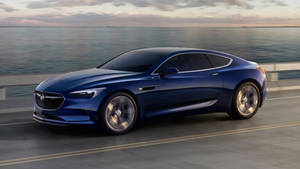 2016 Buick Avista Concept  in Motion