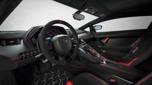 2019 Lamborghini Aventador SVJ Coupe - Interior