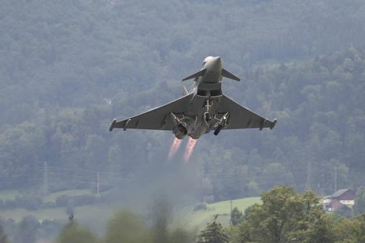 Eurofighter Typhoon FGR4 - Multirole Fighter