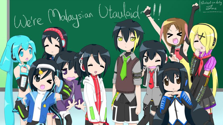 all utauloids lucky malaysian -#main