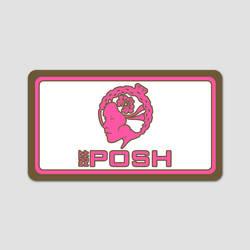 Putt Putt Posh Logo - Buscard