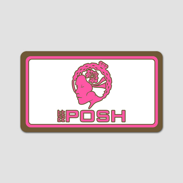 Putt Putt Posh Logo - Buscard by Cypher1368