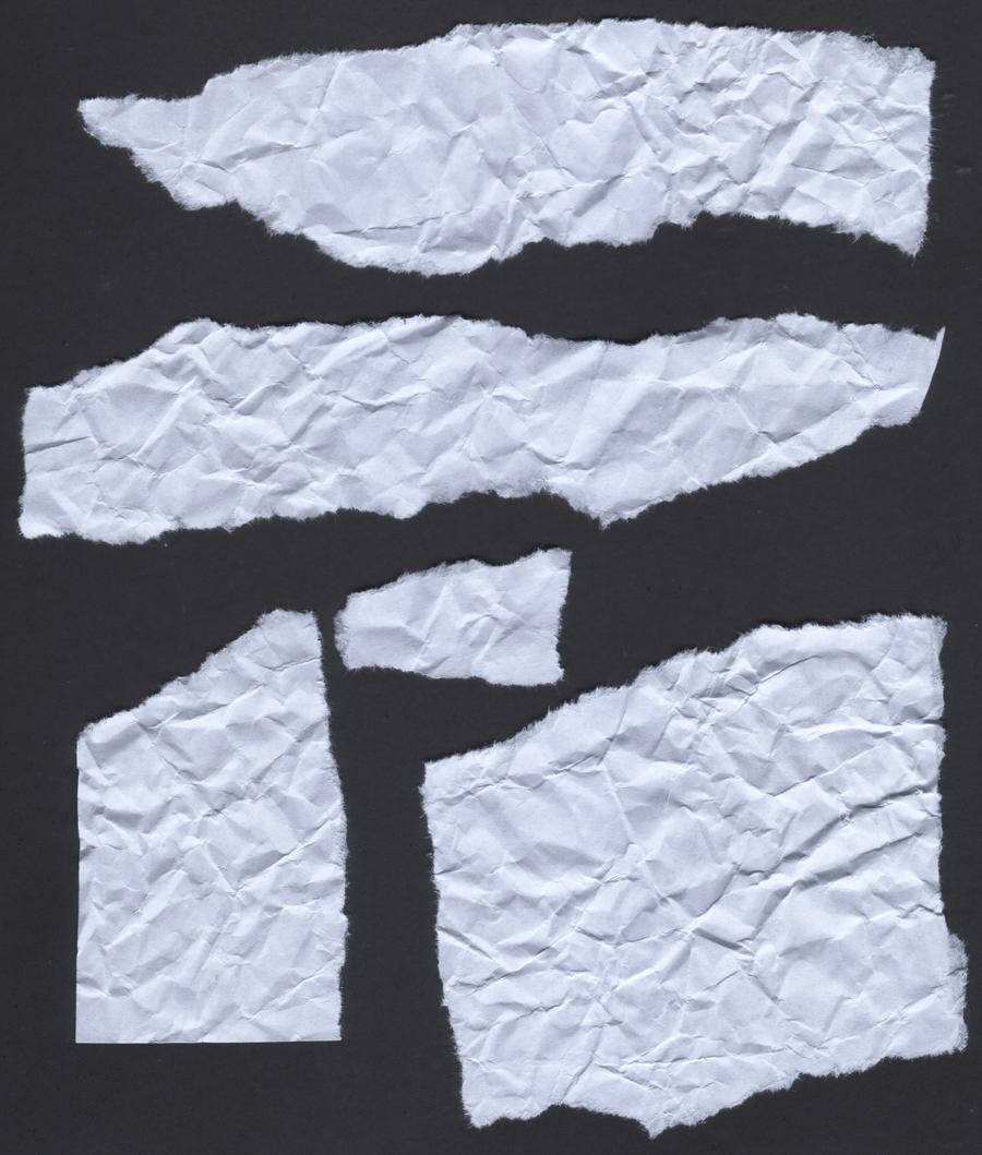 Torn Paper Pieces By StooStock On DeviantArt