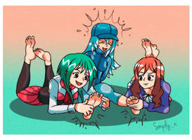 Cardfight Cuties by simplyNTK