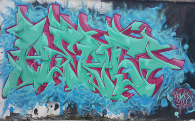 Pers.Graffiti : Moganshan Road, 2017.03.20 by PersGraffiti