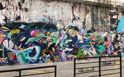 Pers  (Dezio, Lucas) Graffiti Shanghai 2017.06.15
