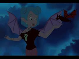 DTIYS entry: Vampire girl