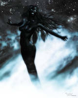 FanArt: Nebula Siren by vaia