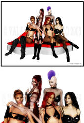 ..:: The Lounge Girls ::.. by vaia