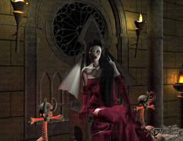 The Throne Room by vaia