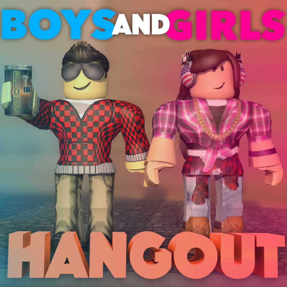 Boys and girls hangout roblox
