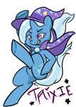 Trixie Coming At Ya