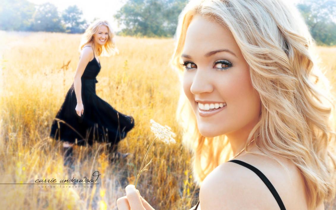 WP - Carrie Underwood :Flower: by TebgDoran