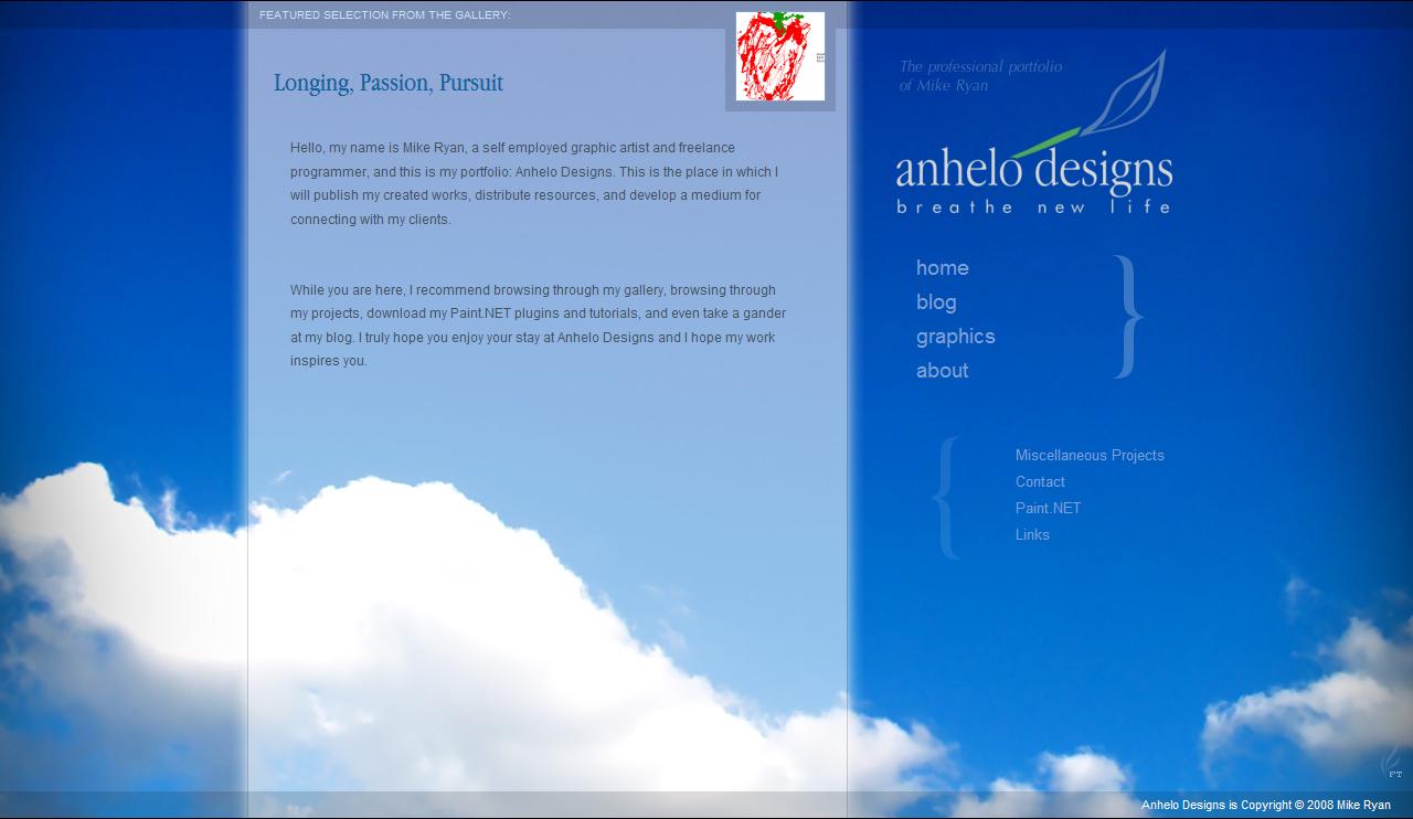 Anhelo Designs - Breathe by TebgDoran