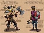 Different Vikings