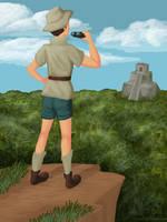 Explorer by Blondbraid