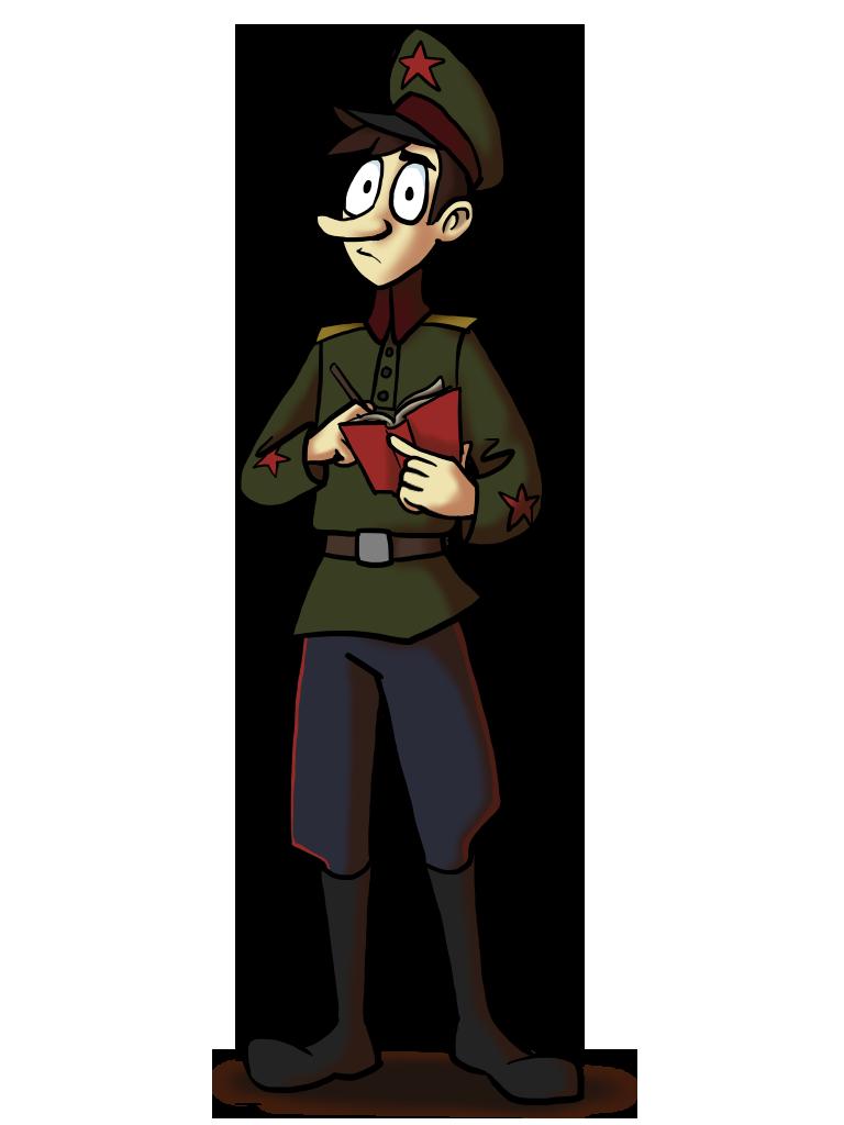Commissar by Blondbraid