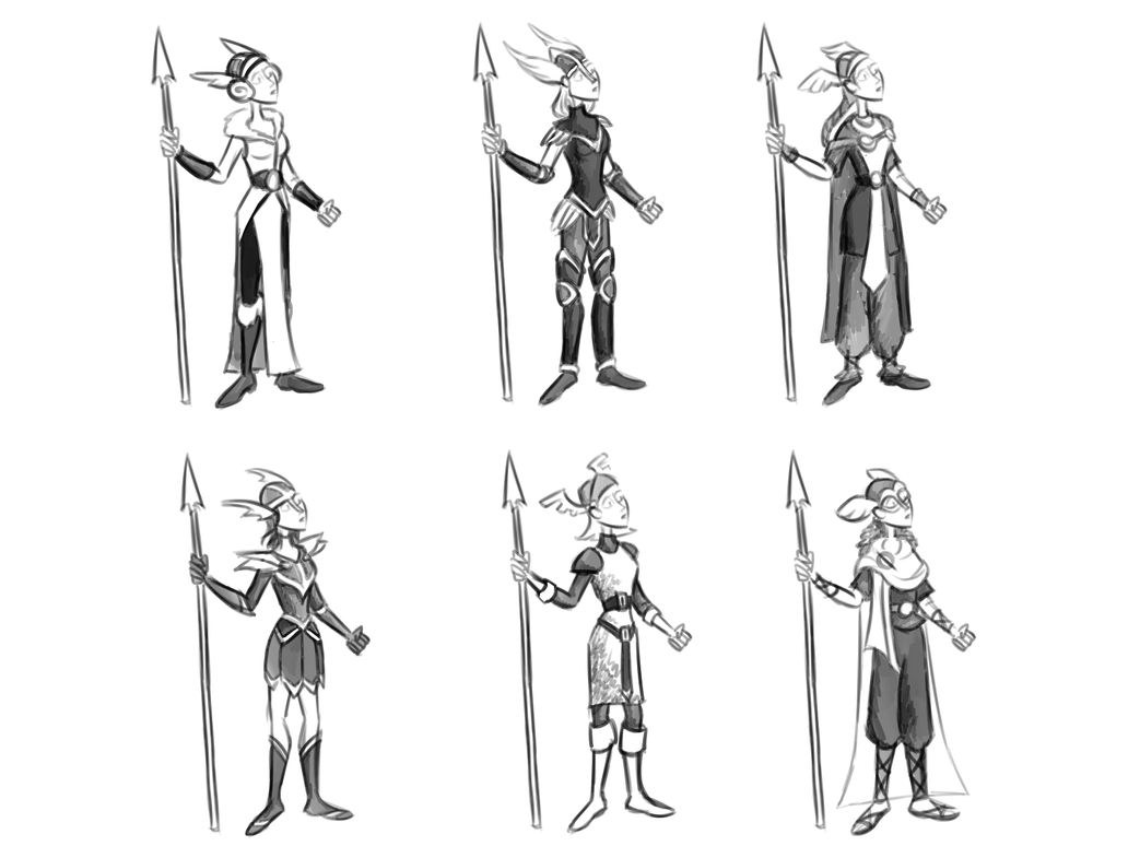 Valkyrie Concepts by Blondbraid