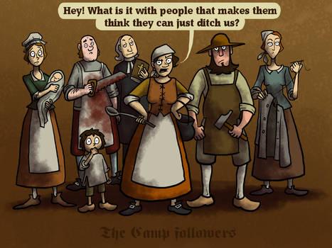 The Camp followers