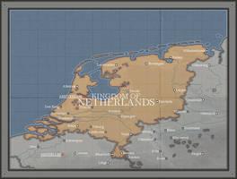 [Irredentism] Netherlands (Bakker-Schut Plan C)