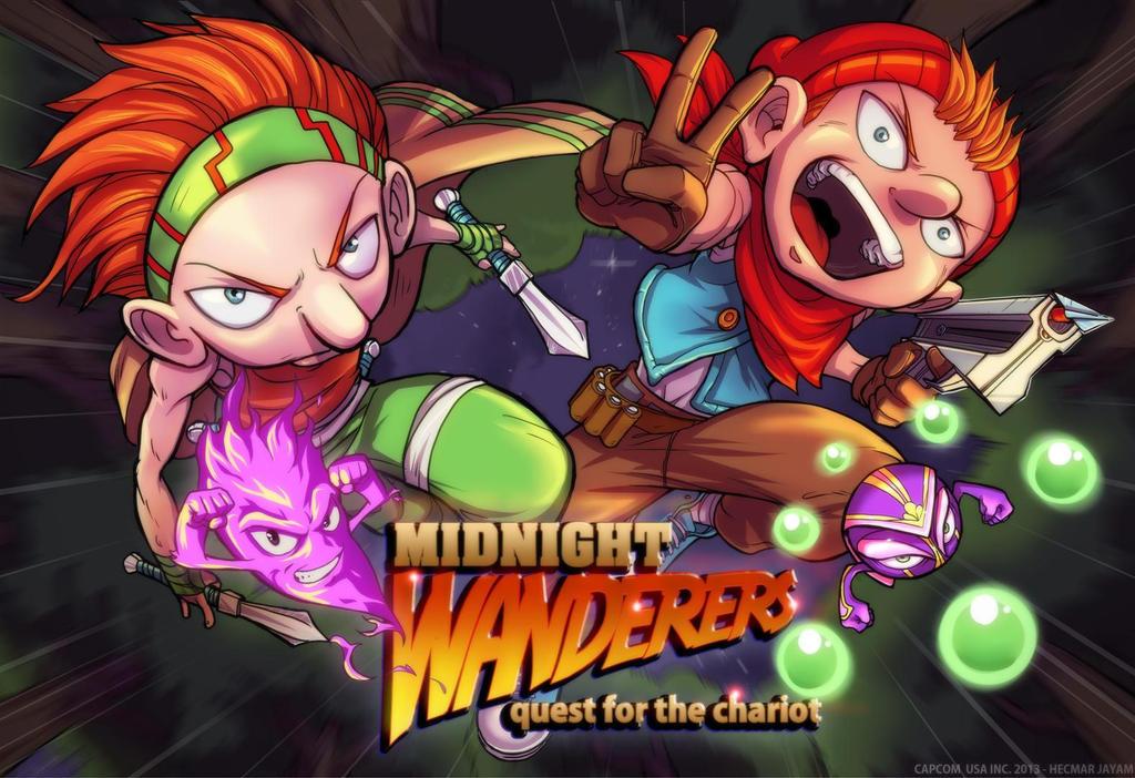Midnight Wanderers - Arcade V2 by NOENDER