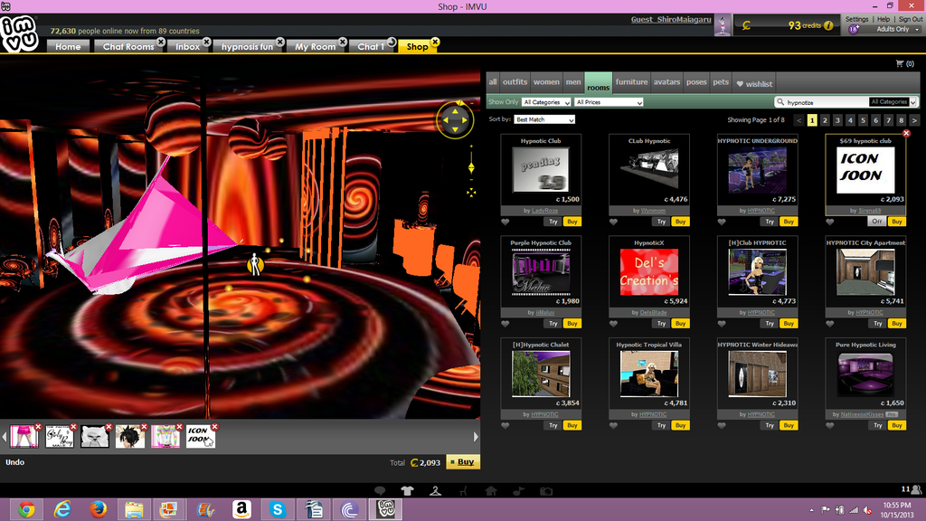How To Join Different Chat Rooms Imvu