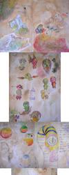 Final Project Sketchbook by Yukki-Chan