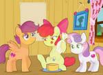 Ponies 2 by Ch-Chau